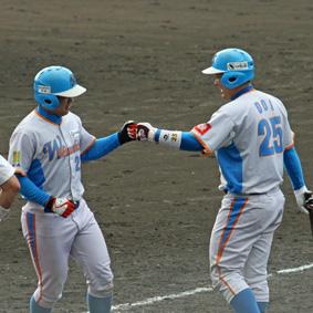 和歌山箕島球友会201年公式戦